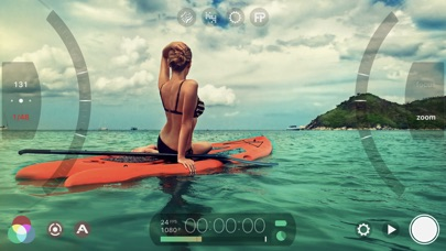 Screenshot for FiLMiC Pro in Germany App Store