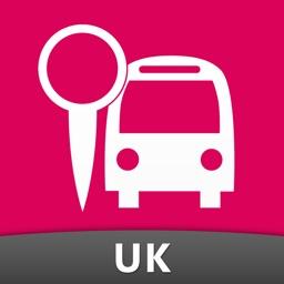 UK Bus Checker