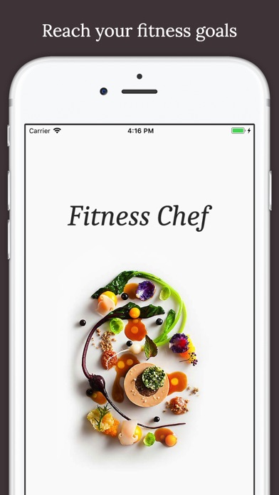 Fitness Chef Healthy Food - Calisthenics Meal Plan screenshot three