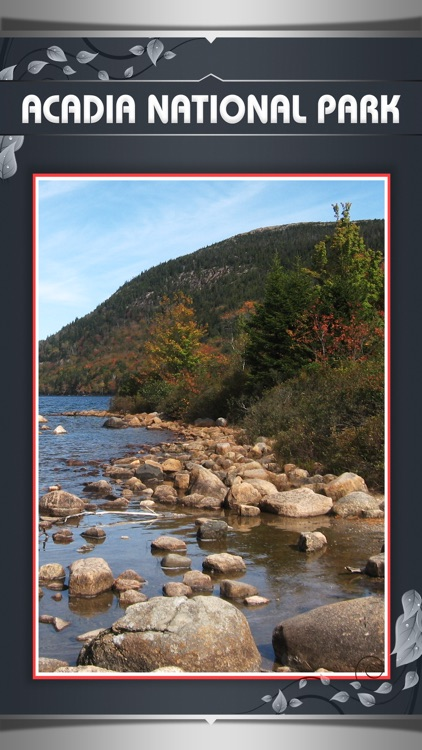 Visit Acadia National Park screenshot-0