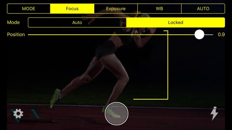 Sports Cam screenshot-3