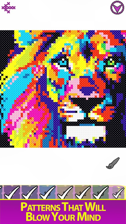 Cross Stitch - Color by Number