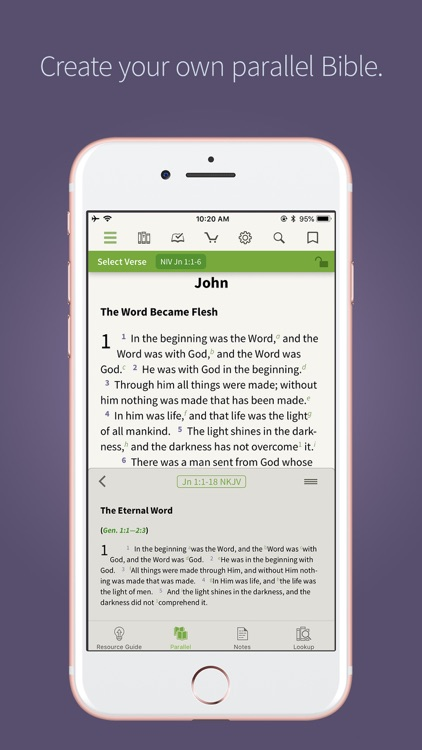 NKJV Bible by Olive Tree screenshot-5