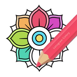 Colory: Coloring Book Adults on the App Store