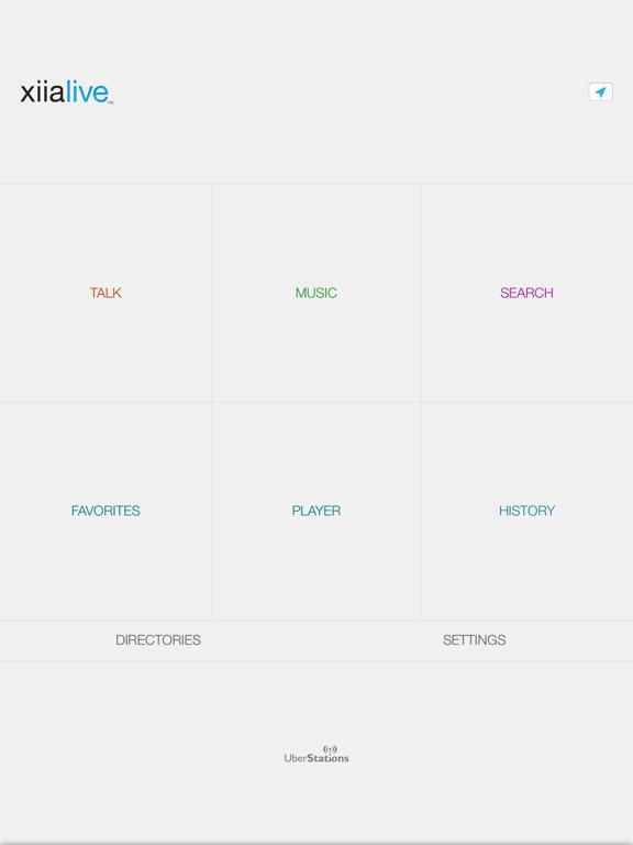 XiiaLive – Internet Radio screenshot 6