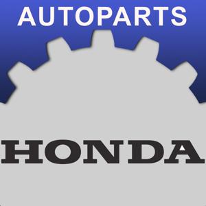 Autoparts for Honda app