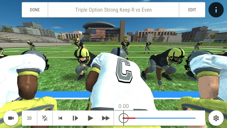GoArmy Edge Football screenshot-2