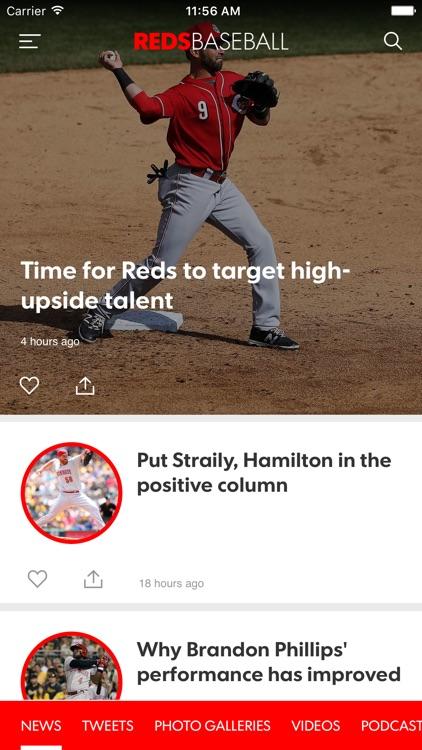 Cincinnati.Com Reds Baseball