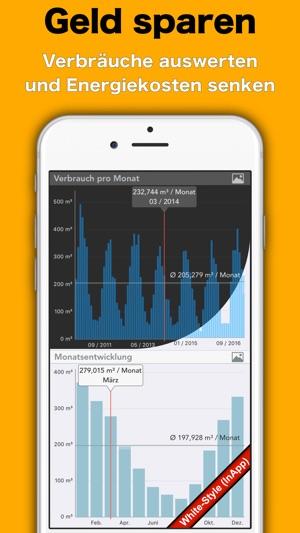 Energy Tracker im App Store