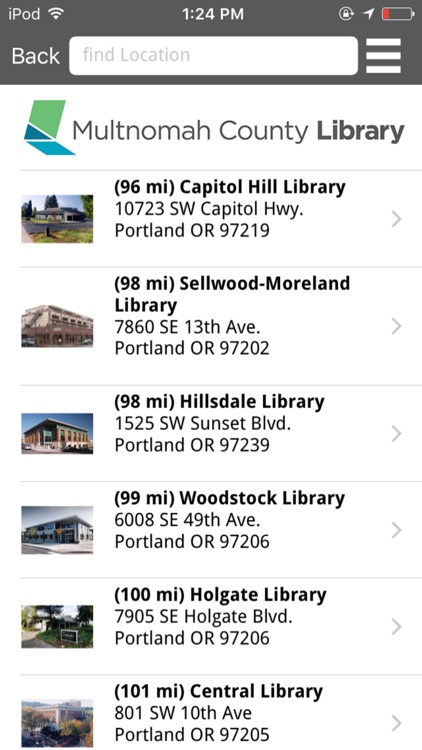 Multnomah County Library Mobile screenshot-3