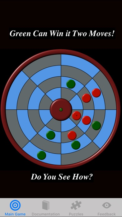 Screenshot #6 for Circular Connect Four