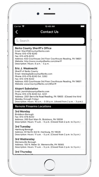 Berks County Sheriff screenshot-3