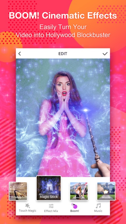 LIKE -Magic Music Video Editor screenshot-4