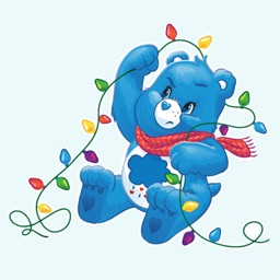 Care Bears Holiday Stickers