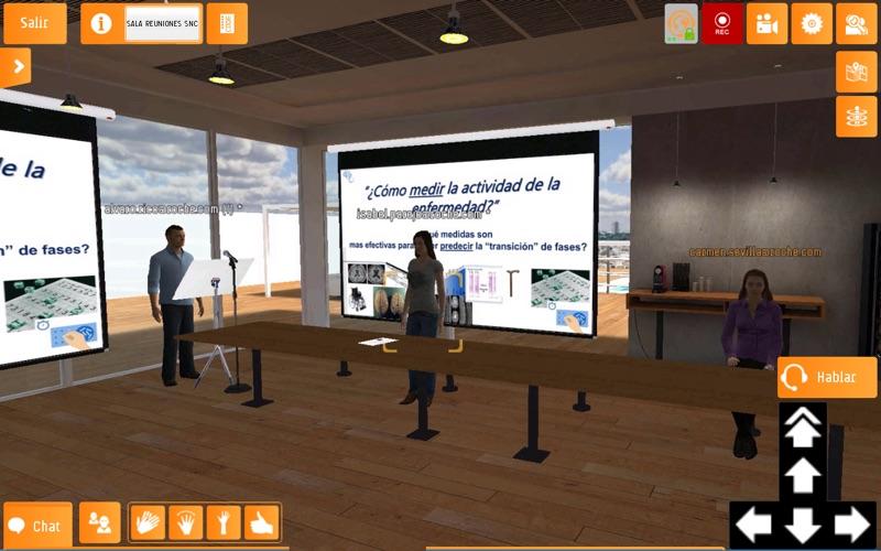EMeetings скриншот программы 1