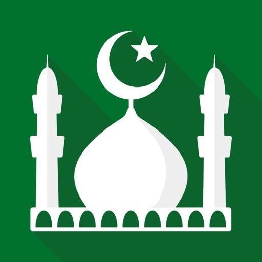 Muslim Pro - азан, Коран и кибла
