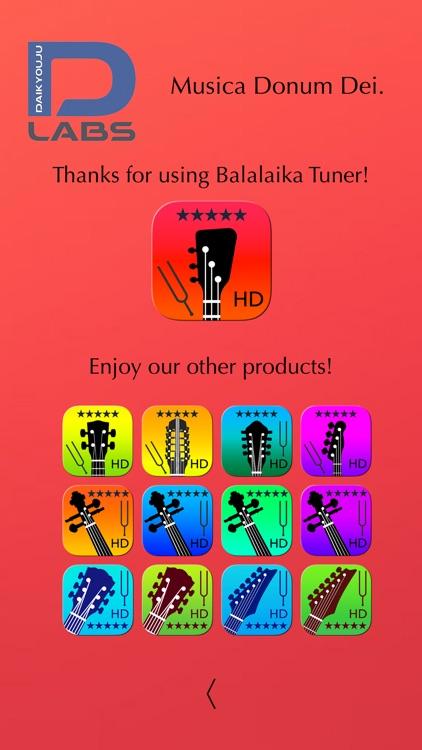 Balalaika Tuner Pro screenshot-4