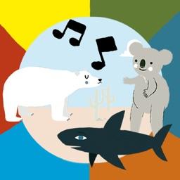 Jazzoo Koala, Shark & friends