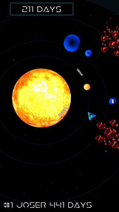 Space Collapse I screenshot 4
