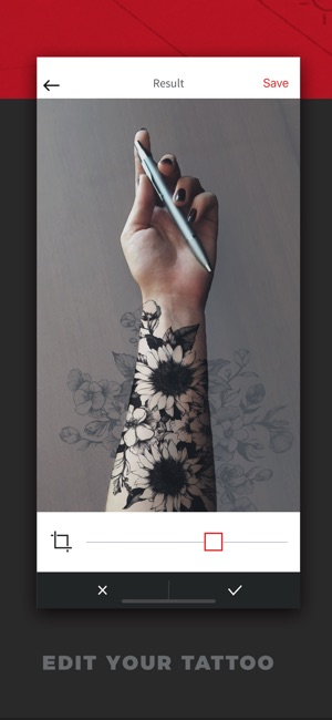 645684b800cf3 INKHUNTER Try Tattoo Designs on the App Store