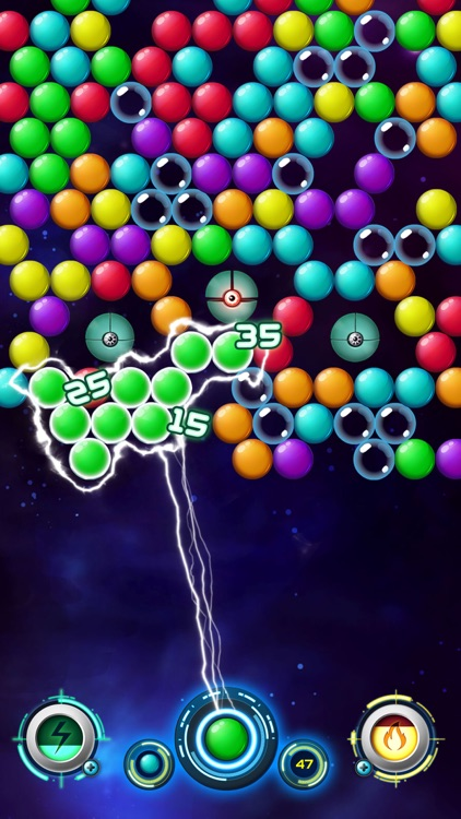 Gala Bubble Shooter