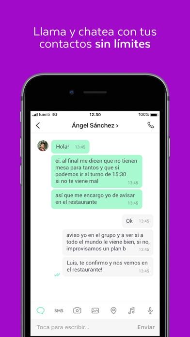 download Tuenti: Superpoder en tu móvil apps 4
