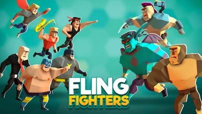 Fling Fighters screenshot 5