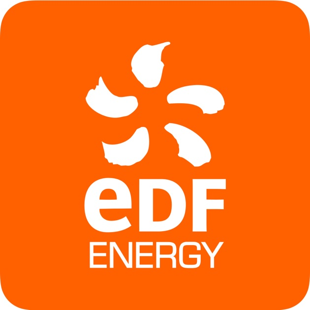 edf energy on the app store. Black Bedroom Furniture Sets. Home Design Ideas