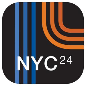 NYC Subway 24-Hour KickMap app