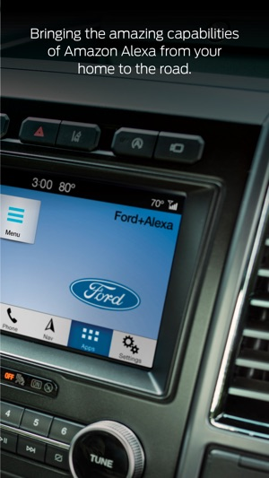 Ford+Alexa on the App Store