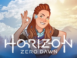 Horizon Stickers