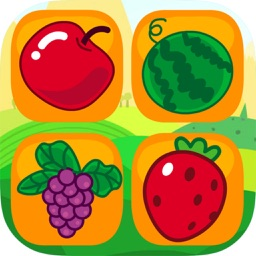 Block Fruit Puzzle 2017