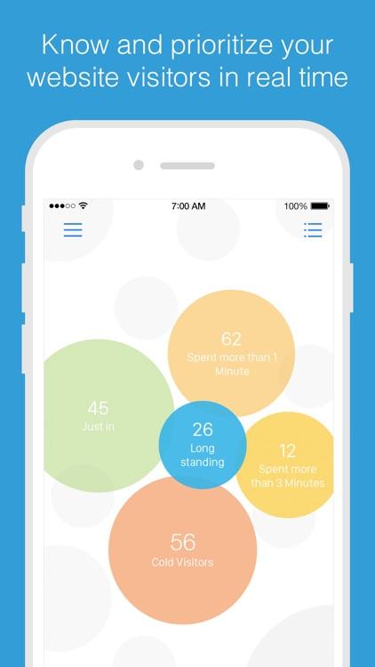 LiveChat Software-Zoho SalesIQ screenshot-0