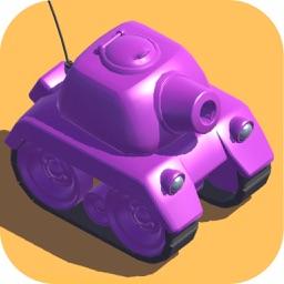 Hey! Tank - Mini Tank War 3D