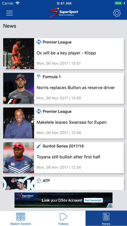 SuperSport screenshot-3