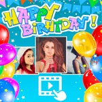 Birthday videos maker