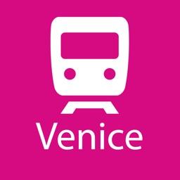 Venice Rail Map Lite