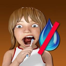 Brushing Teeth without Water