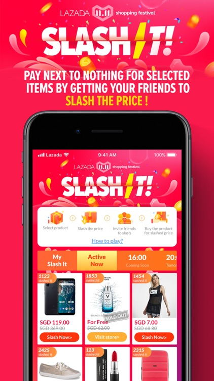 Lazada 11.11 Biggest Sale screenshot-4