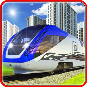 Train Driving Simulator 2k17 app