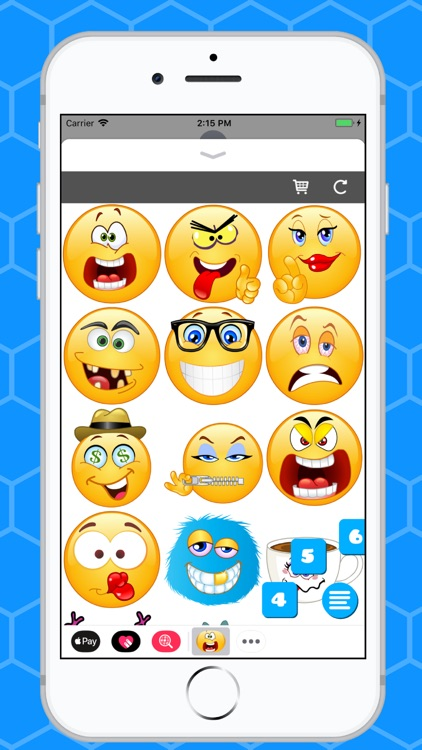 Best Emoji Sticker Packs! screenshot-3