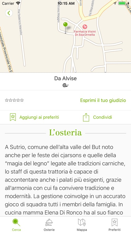 Osterie d'Italia 2018 screenshot-2