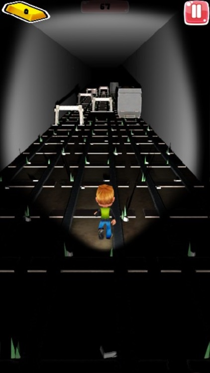 Legendary Run : subway and sea screenshot-3