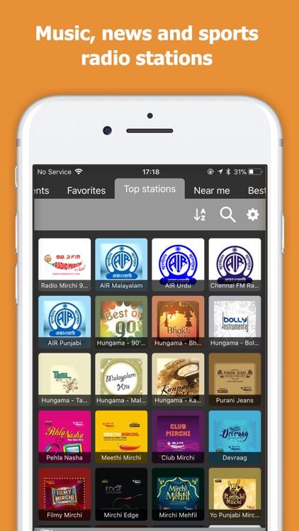 Radio India - AM / FM / Online screenshot-0