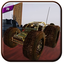 Monster Toy Car Racing