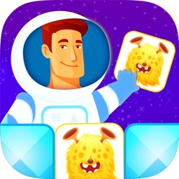 Memory Cards. Space Adventures