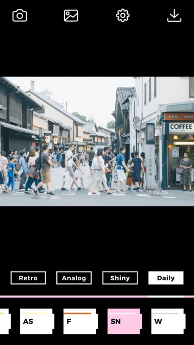 Filmlike Kyoto Screenshot 2