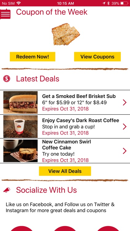 Casey's General Stores screenshot-4