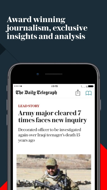 Telegraph Newspaper Edition