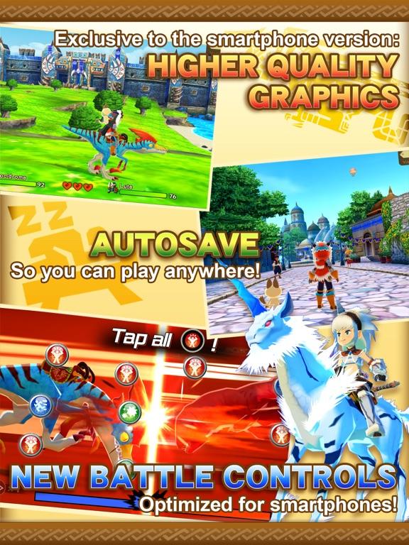 Monster Hunter Stories 19 99 13 99 Toucharcade Iphone